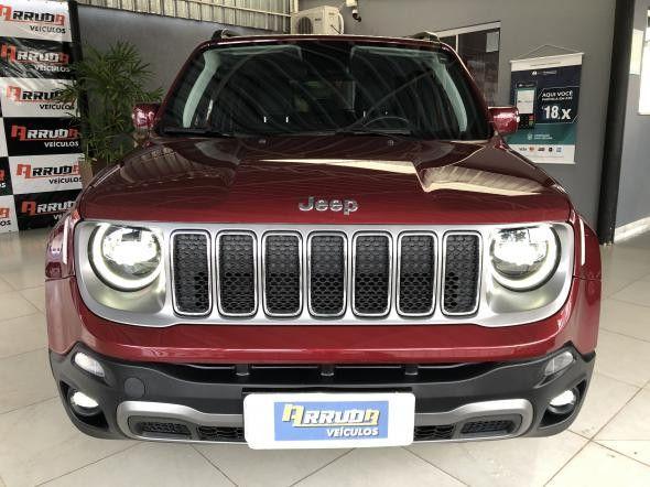 Jeep Renegade Limited 1.8 4x2 Flex Aut.2019 28200km - Foto 3