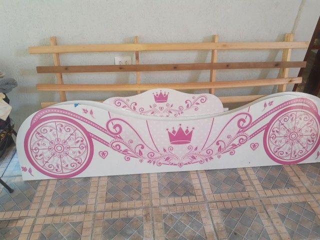 Cama das princesas