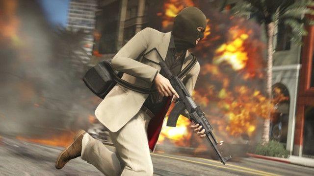 Jogo Grand Theft Auto V - GTA 5 - Xbox 360 Mídia Física - Original - Lacrado - Foto 3