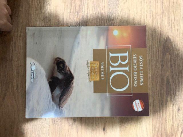 Livro biologia Sônia Lopes volume 3  - Foto 4