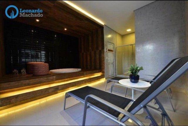 Apartamento com 2 dormitórios à venda, 47 m² por R$ 549.000,00 - Meireles - Fortaleza/CE - Foto 8