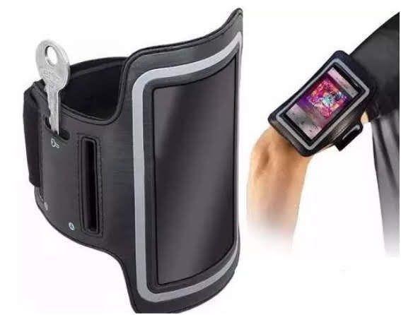 Bracelete armband resistente a água para smartphones - Foto 5