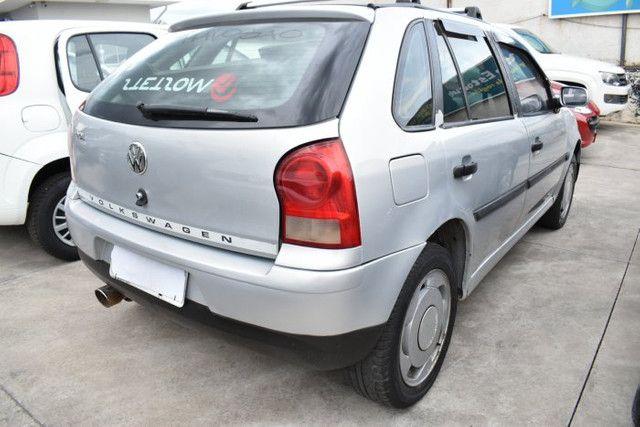 Volkswagen gol 2007 1.0 mi 8v flex 4p manual g.iv - Foto 2