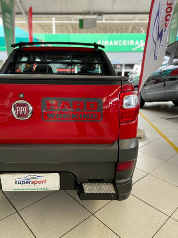 Fiat Strada CD 1.4 2018 3 Portas !!  - Foto 7