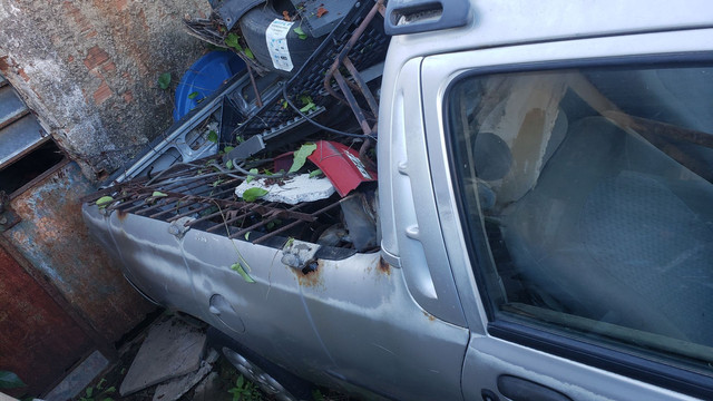 Ford Courier 2001 - Foto 4