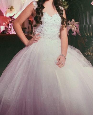 Vestido Noiva/ Debutante - Foto 3