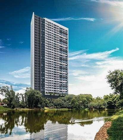 Vereda Areião - Apartamento de 111m², com 2 à 3 Dorm - Goiânia - GO - Foto 4