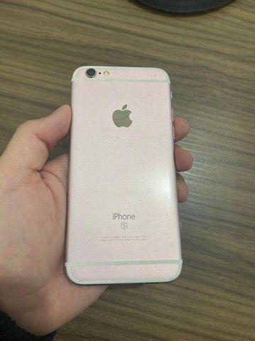 Iphone 6s 64g Rose - Foto 2