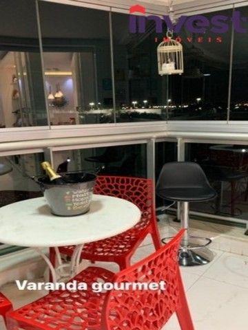 Apartamento Luxuoso com 3 Quartos e Lazer Completo em Park Sul. - Foto 8