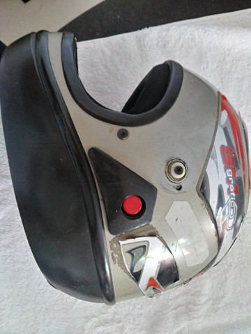 Vendo capacete sam marino - Foto 6