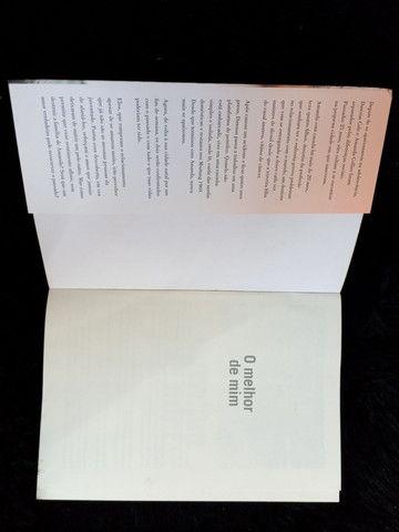 Livro O melhor de Mim de Nicholas Sparks - Foto 3