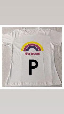 Promoção de T-shirt  - Foto 4