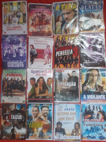 Filmes em dvd - Foto 3