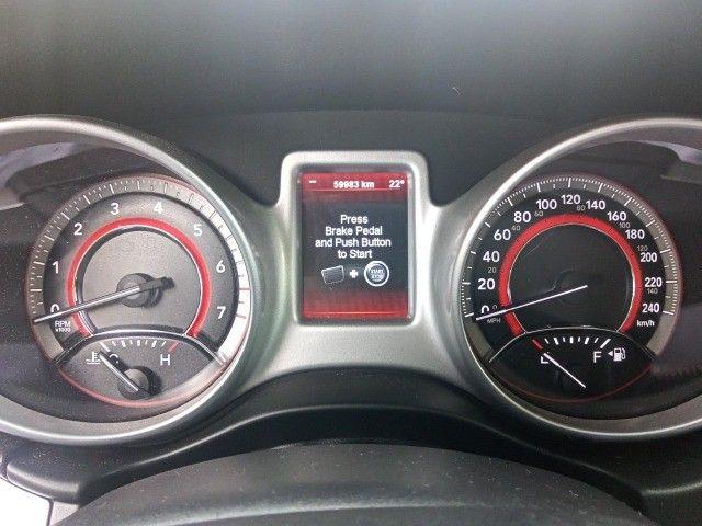 Dodge Journey 2012 Blindada n3a Sxt 3.6 v6 7lug aut+tip+toplinha+novíssima!!! - Foto 20