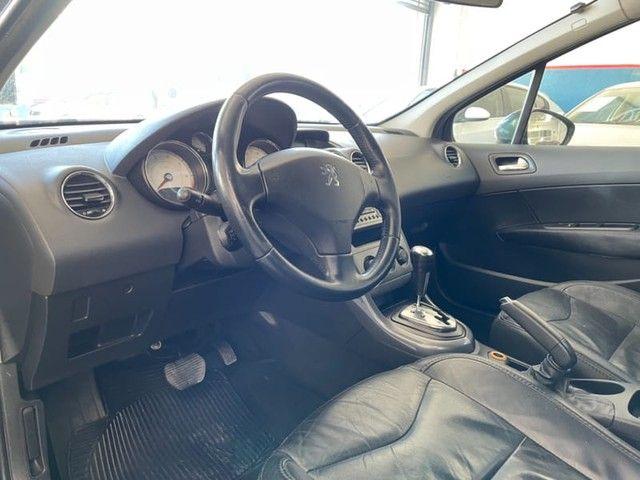 Peugeot 408 Allure 2.0 16v Aut. Flex 2012 - Foto 10
