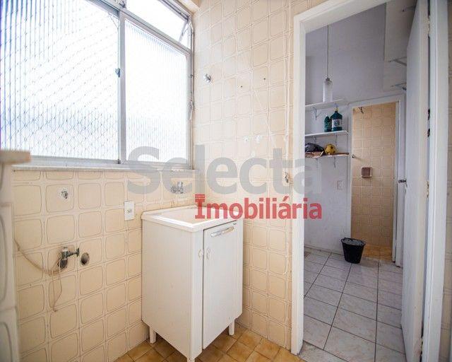 Excelente apartamento reformado na Av. Maracanã com 79m². - Foto 18