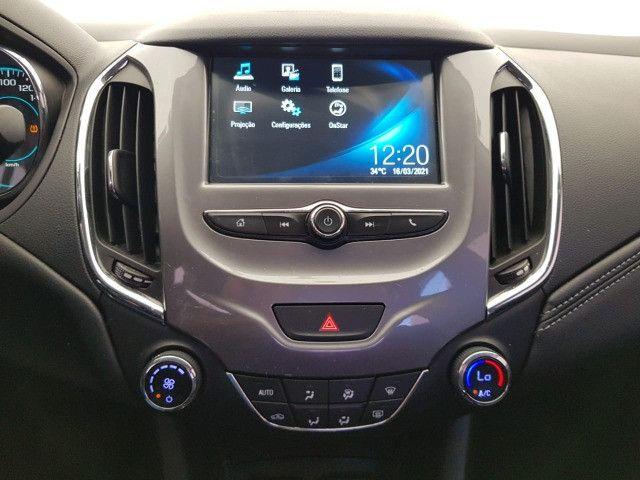Chevrolet Cruze - 2017 1.4 Turbo LT Flex 4P Automático - Foto 7