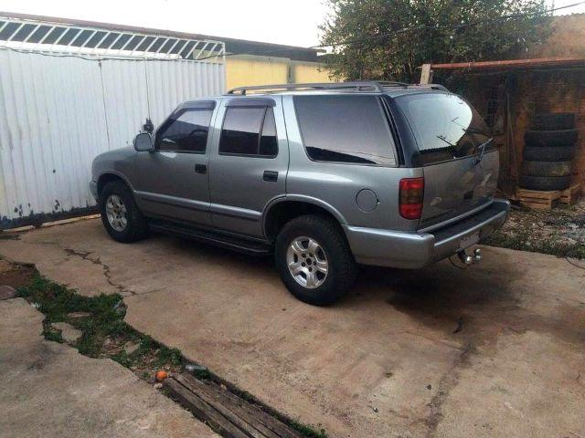 CHEVROLET BLAZER DLX 1997 COMPLETA MANUAL 4.3 V6 1997