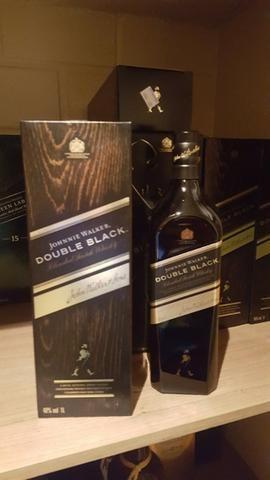 Whisky Johnnie Walker Double Black - Original
