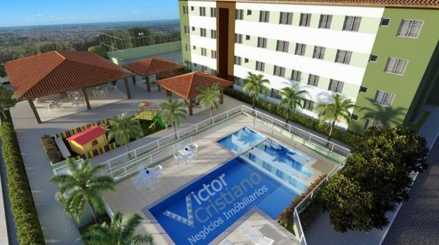 Apartamento com parcelas de R$ 154,00 na planta