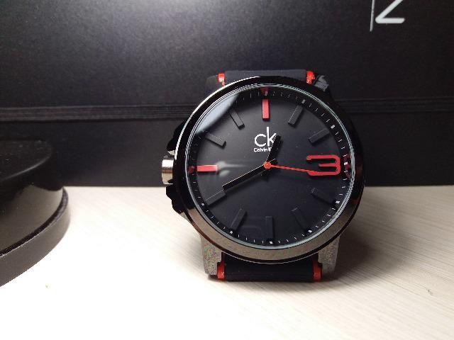 Relógios Calvin Klein Clain CK com Resistentecia a Água Novos
