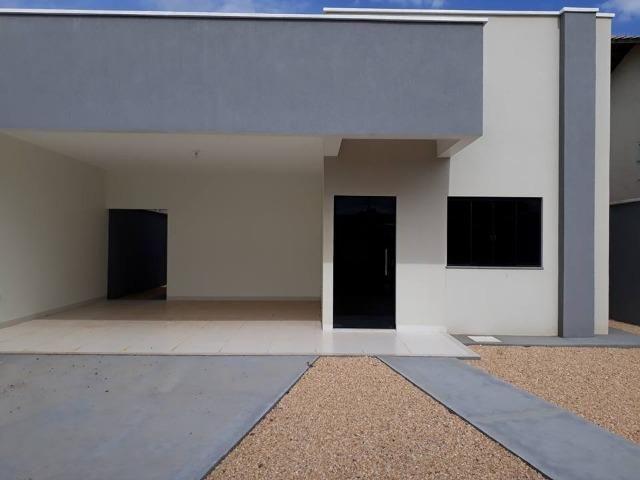 Casa Nova Individual Sozinha No Lote Nova 3 Quartos Sendo 1 Suíte Financia
