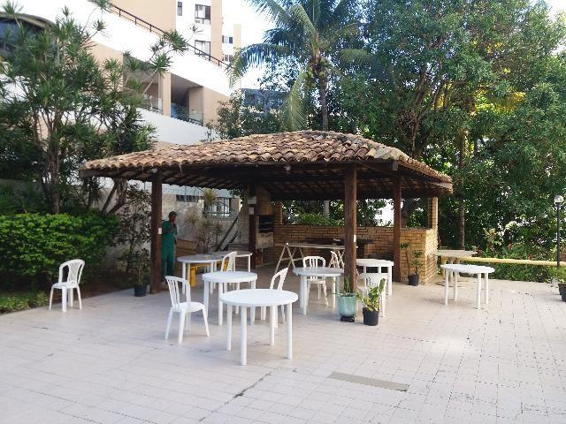 Apartamento Pituba 3 quartos 115m2 decorado Oportunidade - Foto 17