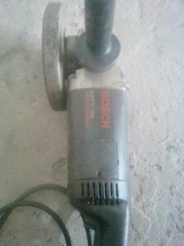 Lixadeira Bosch de 7 polegadas 220v whats 7199245-3819