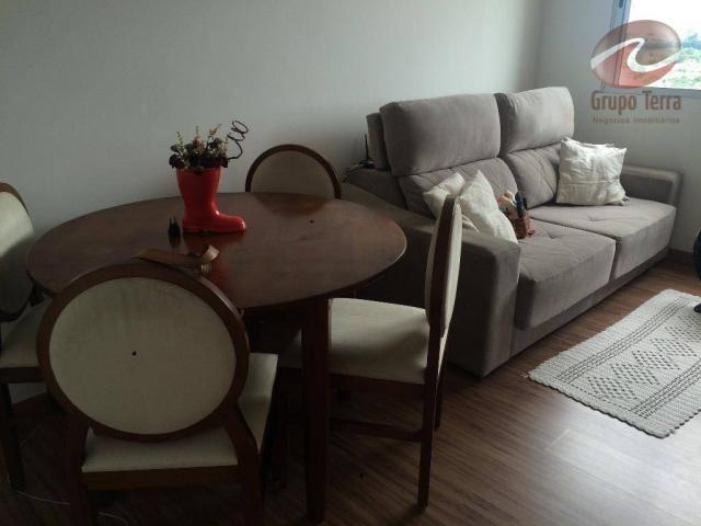 Apartamento residencial à venda, villa branca, jacareí. - Foto 3