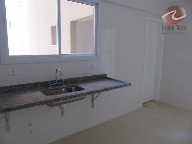 Apartamento à venda, 122 m² por r$ 573.400,00 - jardim das indústrias - são josé dos campo - Foto 12