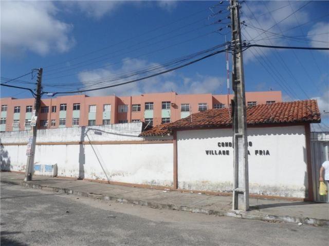 Edifício villagio água fria - apartamento para alugar no edson queiroz, fortaleza - ap0069 - Foto 17