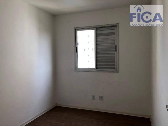 Vende/aluga apartamento ed. allegro (58m² privativos) com 2 quartos/1 bwc/1 vaga no bairro - Foto 12