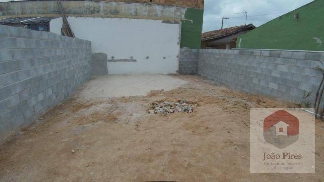 Casa com 2 dormitórios à venda, 70 m² por r$ 270.000 - jardim das gaivotas - caraguatatuba - Foto 13