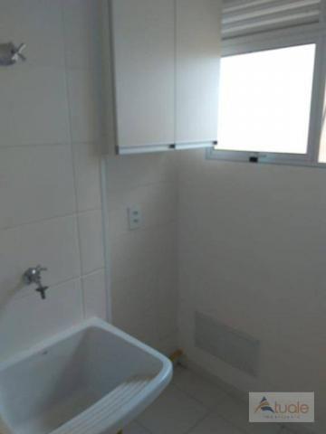 Apartamento com 2 dormitórios à venda ou locação, 57 m² - Residencial Viva Vista - Sumaré/ - Foto 6