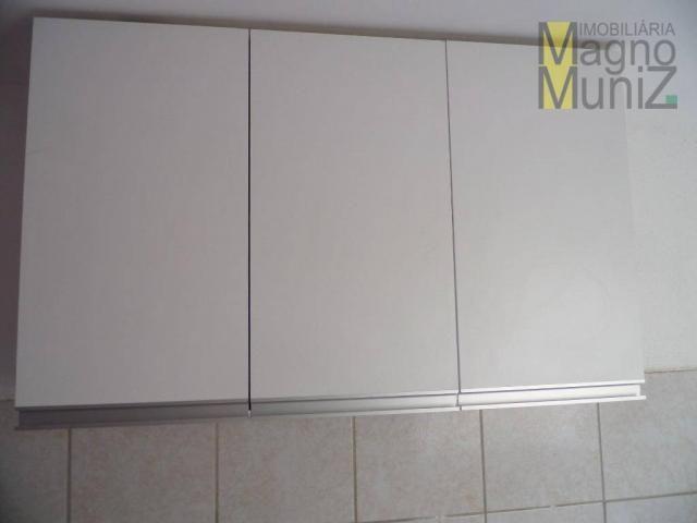 Apartamento com 2 dormitórios para alugar, 50 m² por r$ 500,00/mês - itaperi - fortaleza/c - Foto 12