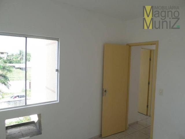 Apartamento com 2 dormitórios para alugar, 50 m² por r$ 500,00/mês - itaperi - fortaleza/c - Foto 9