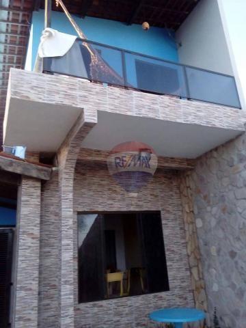 Casa com 5 dormitórios à venda, 220 m² por R$ 700.000 - Enseada dos Corais - Cabo de Santo - Foto 7