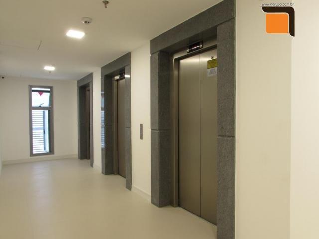 Sala para alugar, 28 m² - centro - gravataí/rs - Foto 17