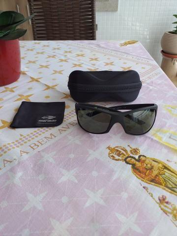 Vendo lindo oculos de sol Mormaii Acqua produto novo e original completo - Foto 5