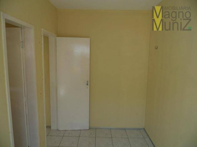 Edifício villagio água fria - apartamento para alugar no edson queiroz, fortaleza - ap0069 - Foto 9