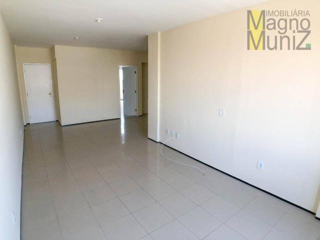 Apartamento com 3 dormitórios para alugar por r$ 500,00/mês - papicu - fortaleza/ce - Foto 8