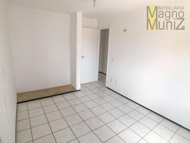 Apartamento com 3 dormitórios para alugar, 80 m² por r$ 1.000,00/mês - varjota - fortaleza - Foto 8