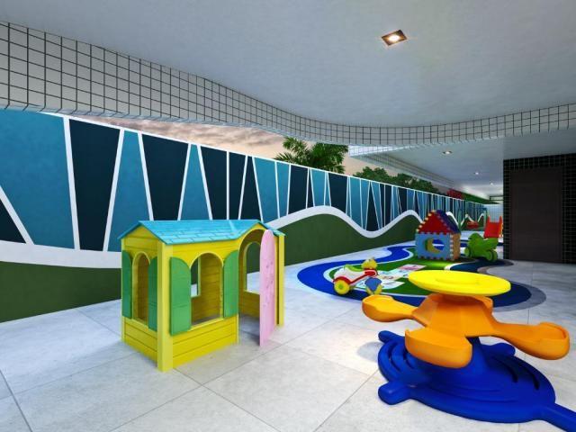 Apartamento à venda com 3 dormitórios em Gruta de lourdes, Maceió cod:74648 - Foto 15