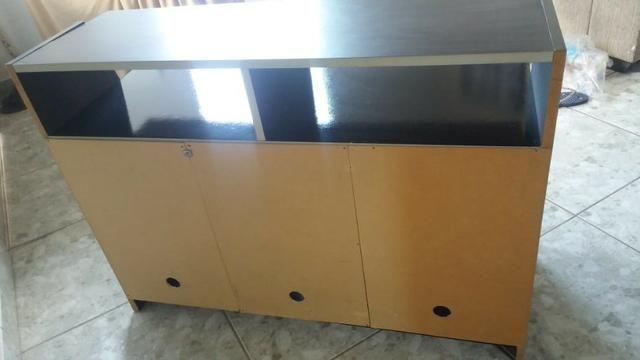 Raque estante para tv - Foto 2