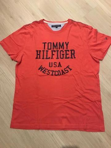 Camiseta Tommy Hilfiger masculina - M