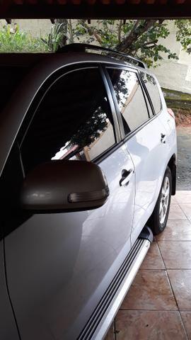 Toyota RAV4 4x4 2011/2011 prata. 2020 Pago. Só venda! Interessados só quem conhece RAV4 - Foto 12