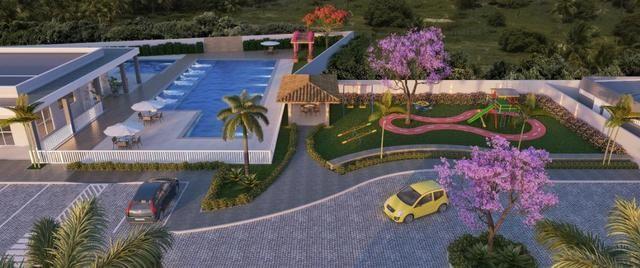 R$ 99.990 Apartamento de 2/4, no Jardim Europa - Condomínio Madrid - Feira de Santana - Foto 6