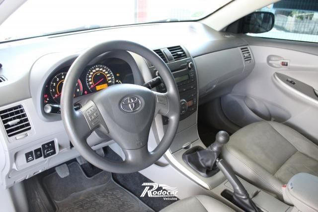 Toyota Corolla GLi 1.8 Preto - Foto 5