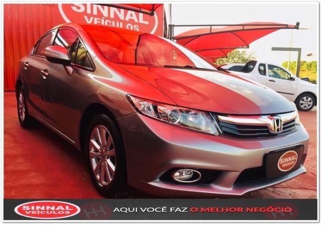 Honda Civic 2013/2014 2.0 LXR 16V Flex 4P Automático - Foto 6