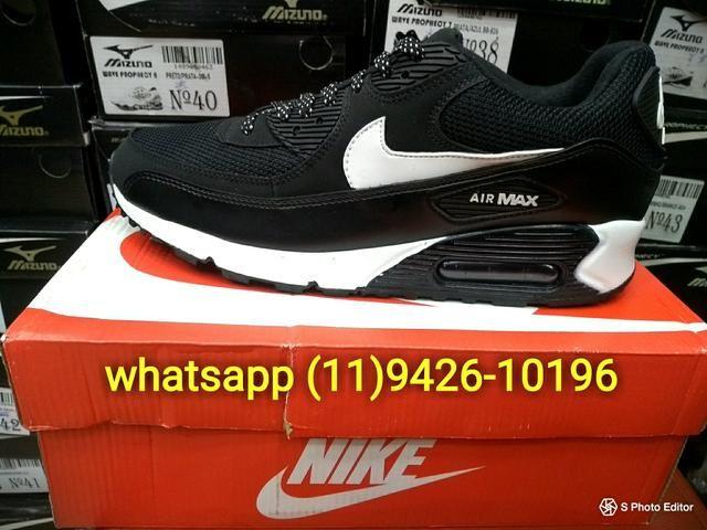 480e60d8889 Nike airmax 90 primeira linha fábricação Vietnam na caixa ...